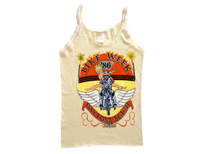 Bike Week 1986 Daytona Beach Tank Top
