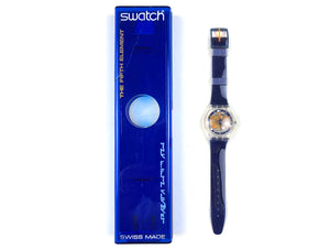 The Fifth Element Swatch Watch & T-Shirt