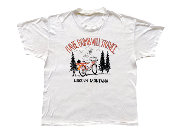Unabomber Have Bomb Will Travel T-Shirt