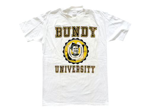 Married With Children Bundy University T-Shirt