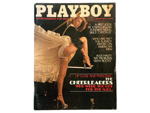 Playboy Magazine March 1979