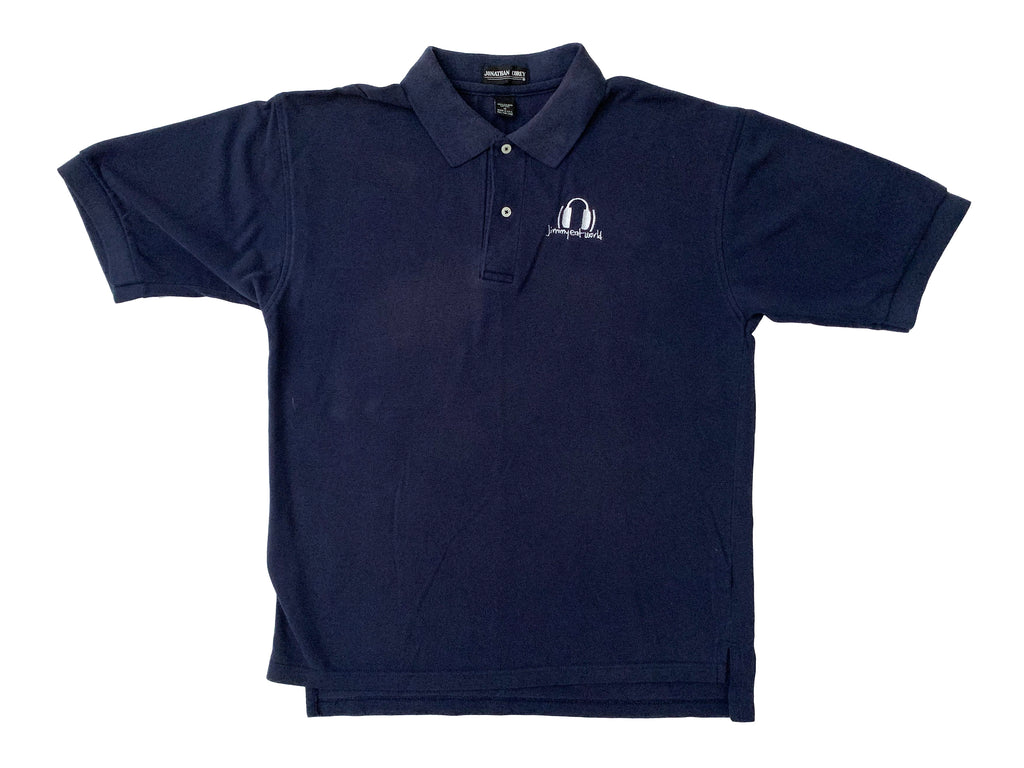 Jimmy Eat World Embroidered Polo Shirt