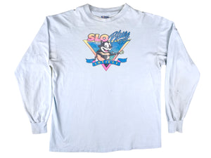 Felix the Cat SLO Blues Society 92 L/S Shirt