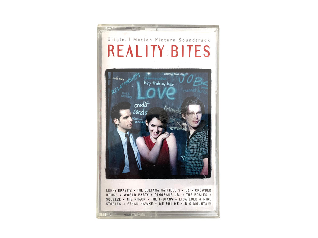 Reality Bites Soundtrack Cassette Tape