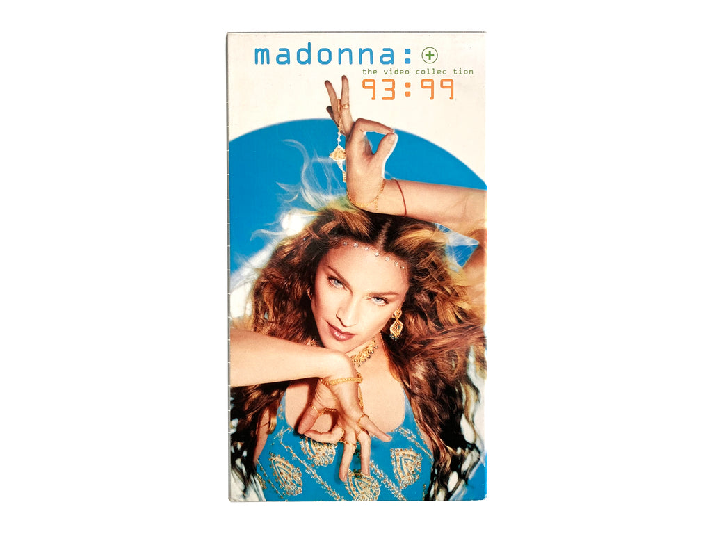 Madonna 93-99 Video Collection VHS