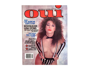 Oui Magazine March 1983