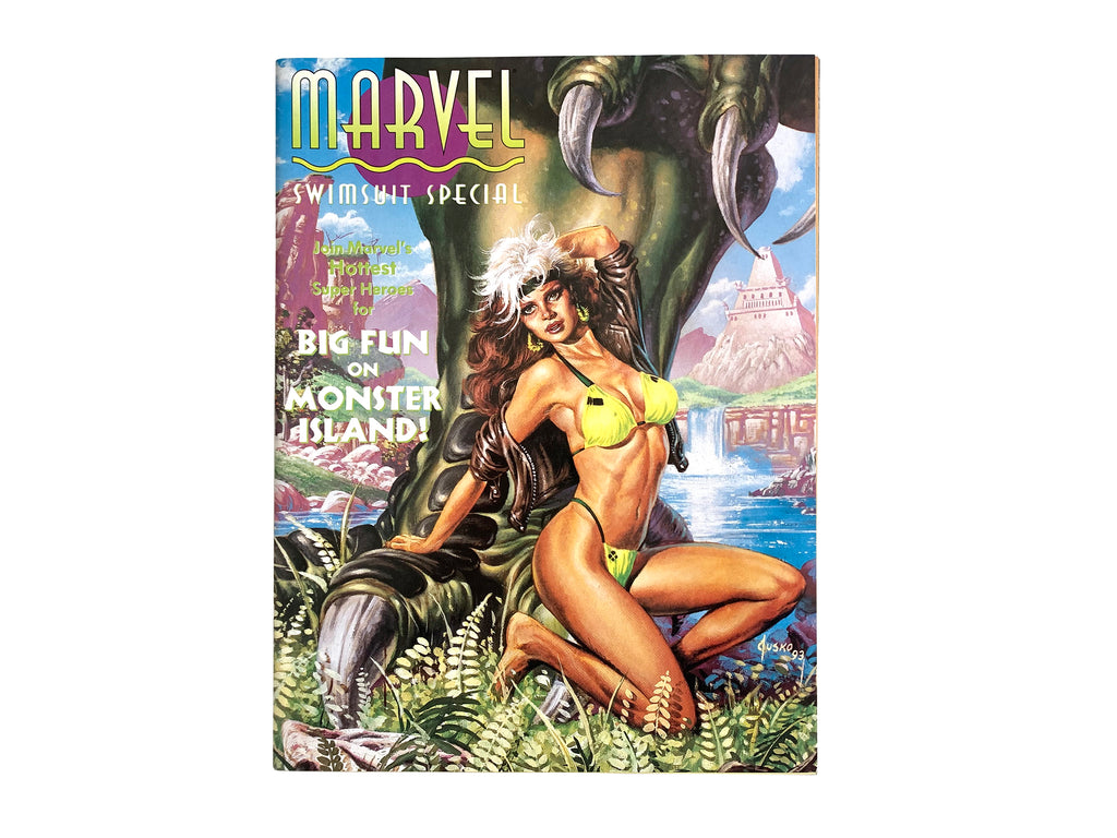 Marvel Comics Swimsuit Special Vol. 1 No. 2