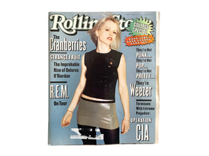 Rolling Stone Magazine March 95