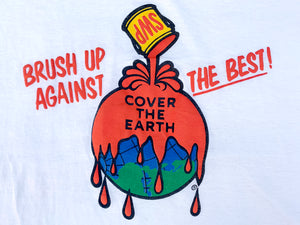 Sherwin Williams Cover The Earth Ringer T-Shirt
