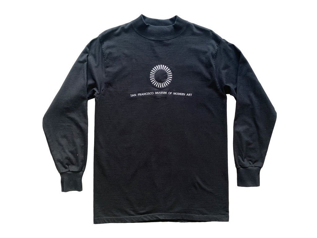 SF Moma Embroidered L/S Shirt