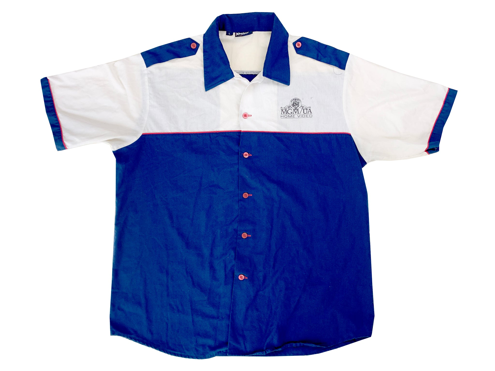 Kingpin Movie Work Shirt