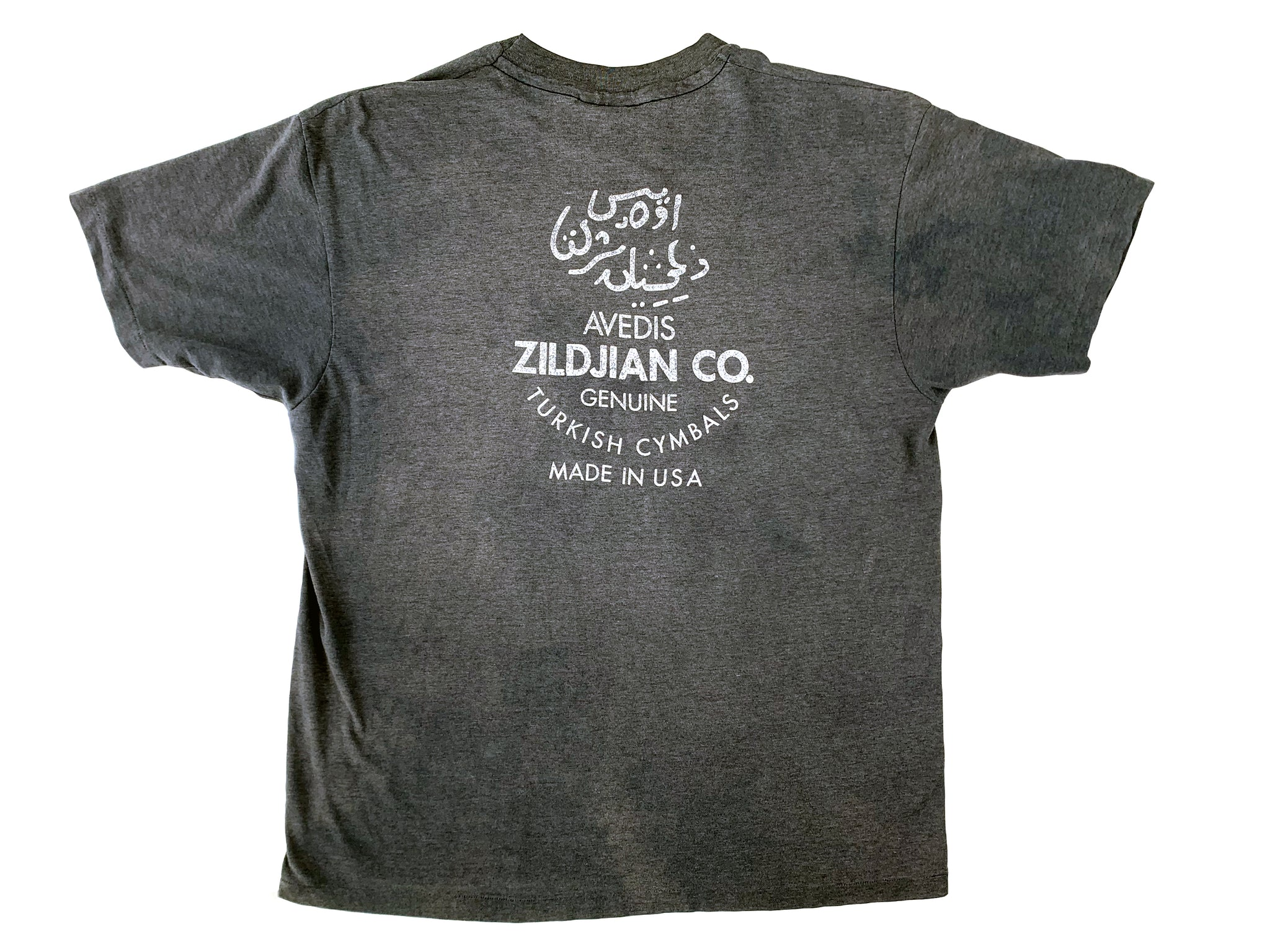 Zildjian Symbols Faded T-Shirt