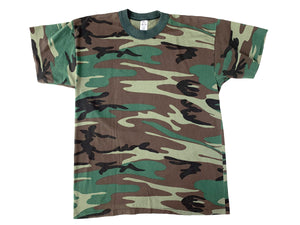 Woodland Camo Tee Swing T-Shirt