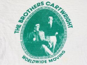 The Brothers Cartwright Worldwide Moving T-Shirt