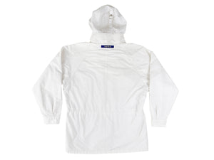 Nautica Competition White Hooded Parka