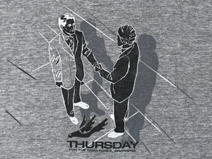 Thursday For the Work Force Drowning T-Shirt