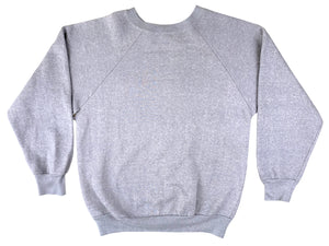 Heather Grey Blank Sweatshirt (Medium)