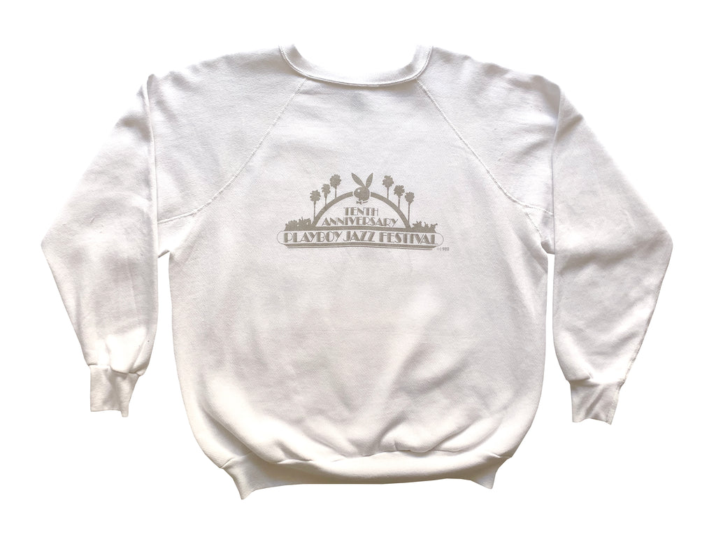 Playboy Jazz Festival 1988 Sweatshirt