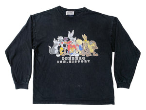 Iceberg History Jeans Looney Tunes L/S Shirt