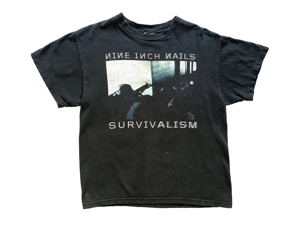 Nine Inch Nails Survivalism T-Shirt