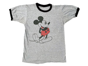 Mickey Mouse Ringer T-Shirt