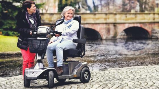 Best Heavy-Duty Mobility Scooters of 2019