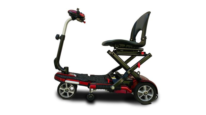 The Lightest Mobility Scooters