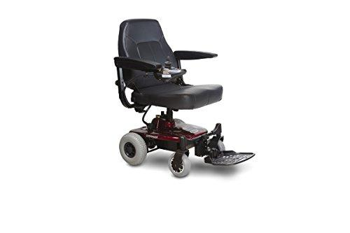 Shoprider Jimmie Power Chair with Black Seat - Spirit Mobility