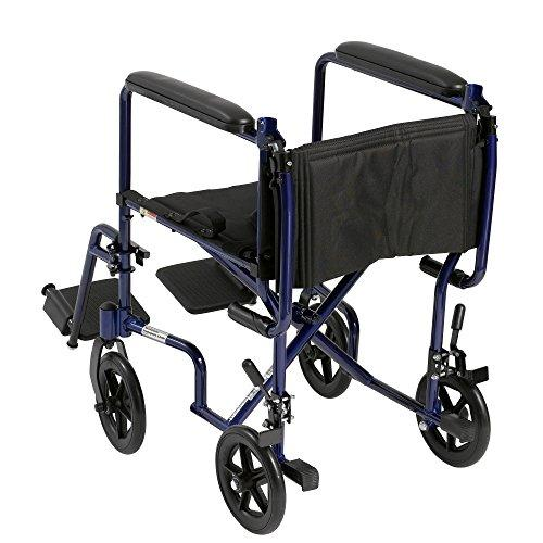 Drive Medical Aluminum Transport Chair - Spirit Mobility