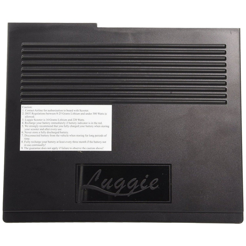 Luggie Lithium Battery - Elite 10.5 Ah - Spirit Mobility