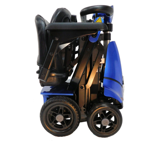 Solax Mobie Plus Folding Mobility Scooter - Spirit Mobility