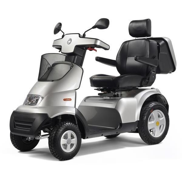 Afikim Afiscooter S Plus 4 Wheel Full Size Mobility Scooter - Spirit Mobility