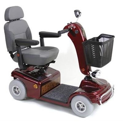 Shoprider Sunrunner 4 Mobility Scooter - Spirit Mobility