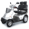Image of Afikim Afiscooter S Plus 4 Wheel Full Size Mobility Scooter - Spirit Mobility