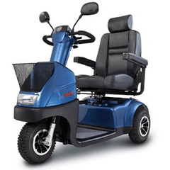 Afikim Afiscooter C3 Wheel Mid Size Mobility Scooter - Spirit Mobility