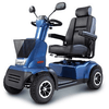 Image of Afikim Afiscooter C4 Wheel Mid Size Mobility Scooter - Spirit Mobility