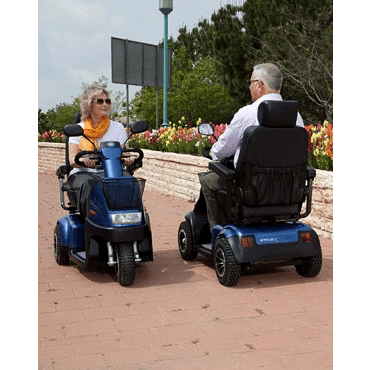 Afikim Afiscooter C4 Wheel Mid Size Mobility Scooter - Spirit Mobility