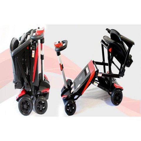 Solax Transformer Electric Folding Mobility Scooter - Spirit Mobility