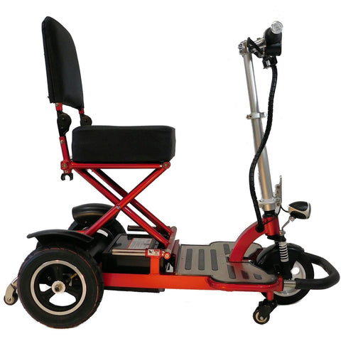 Triaxe Tour Folding Mobility Scooter - Spirit Mobility