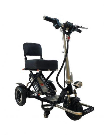 Triaxe Sport Folding Mobility Scooter - Spirit Mobility