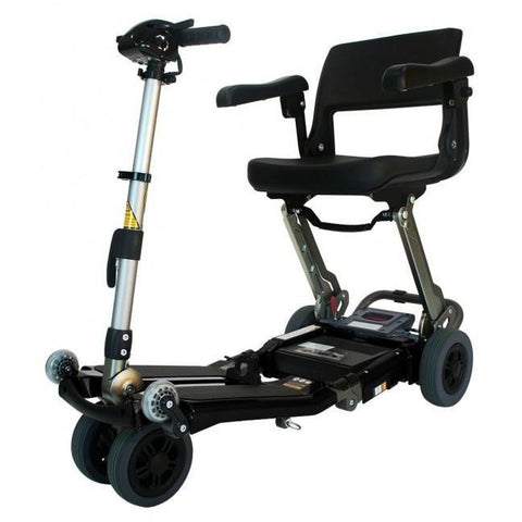 Luggie Freerider Super Folding Scooter - Spirit Mobility