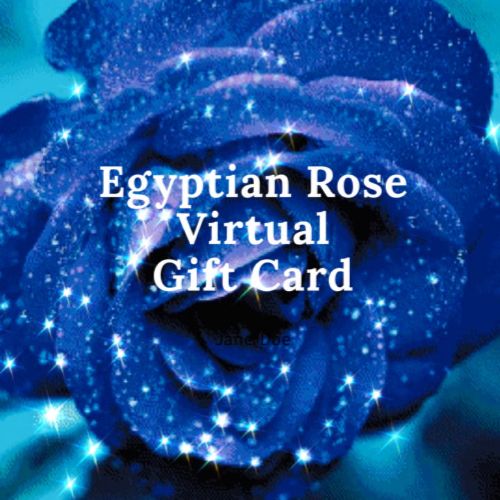 Egyptian Rose Virtual Gift Card