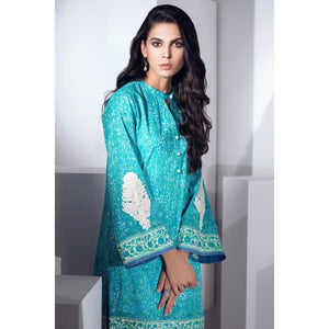 1 Piece Embroidered Shirt sheikhnstyle