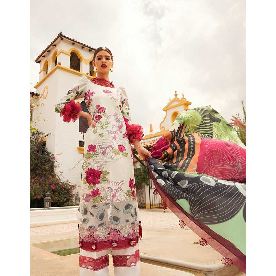 SS-101-Unstitched Luxury Lawn