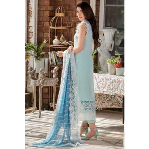 2447-JET-STREAM EMBROIDERED LAWN UNSTITCHED