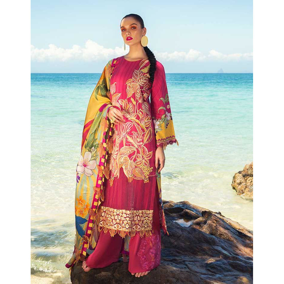 SS-102-UNSTITCHED LUXURY LAWN