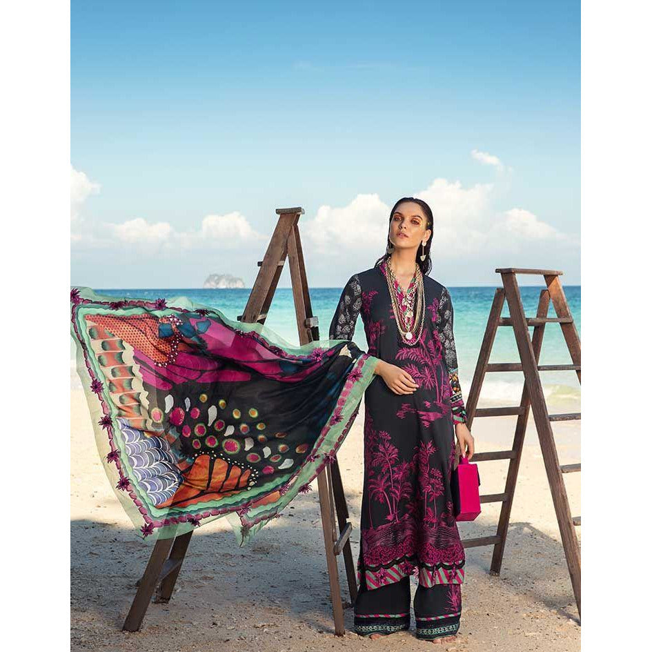 SS-103-UNSTITCHED LUXURY LAWN