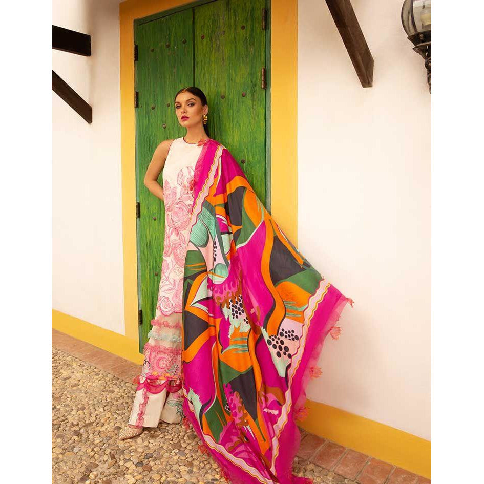 SS-104-UNSTITCHED LUXURY LAWN