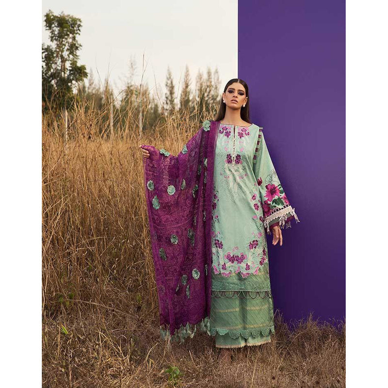 SS-105-UNSTITCHED LUXURY LAWN