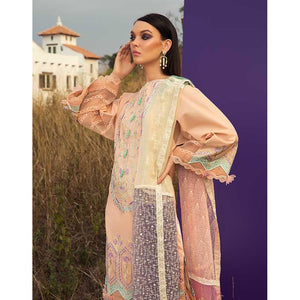 SS-106-UNSTITCHED LUXURY LAWN